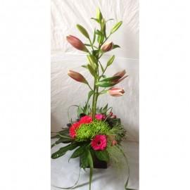 Summer Blooms Arrangement