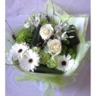 Spring Frost hand-tied