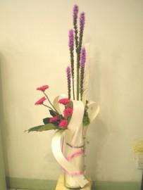 DesignerTall Vase DV002