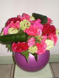 Designer Globe Vase DV004