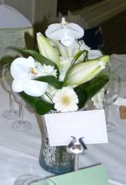 Designer Waisted Vase DV003