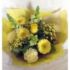 Mellow Yellow Handtied Bouquet