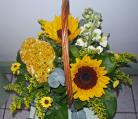 Traditional Basket Arrangement ARR001