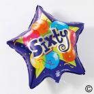 Balloon - 60th Birthday