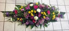 Florist's Choice Coffin Spray