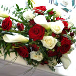 Wedding flowers Oasis Fleet Hampshire