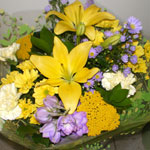 birthday and anniversary flowers Oasis Fleet Hampshire